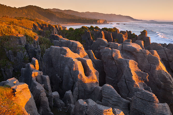 Pancake Rocks, Punakaiki New Zealand