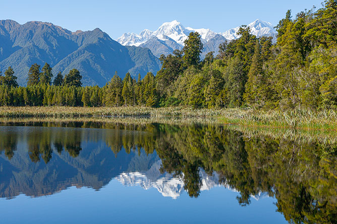 Reflections, Lake Matheson